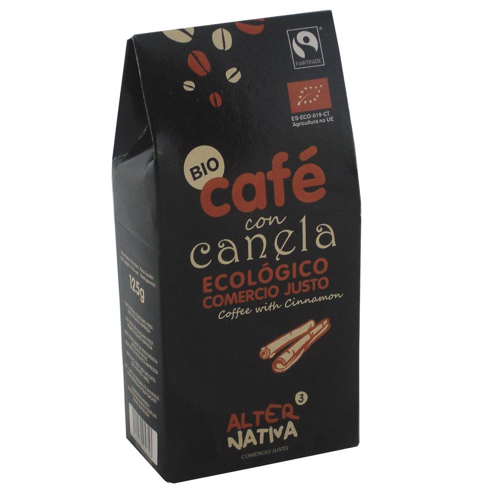 Café aromatizado a la canela BIO 100 natural
