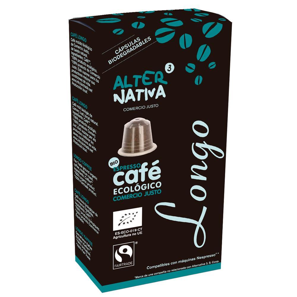 Cápsulas de cafè Longo