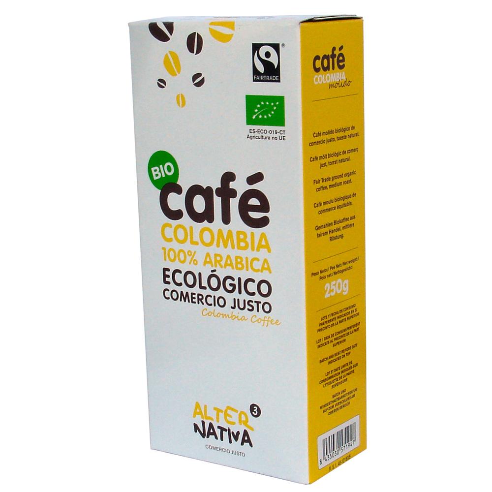 Café Colombia BIO 100 natural