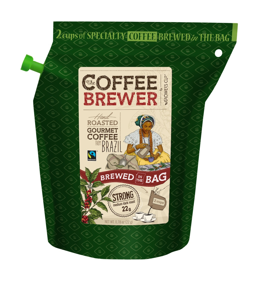 Brewed in the bag Brazil 22g