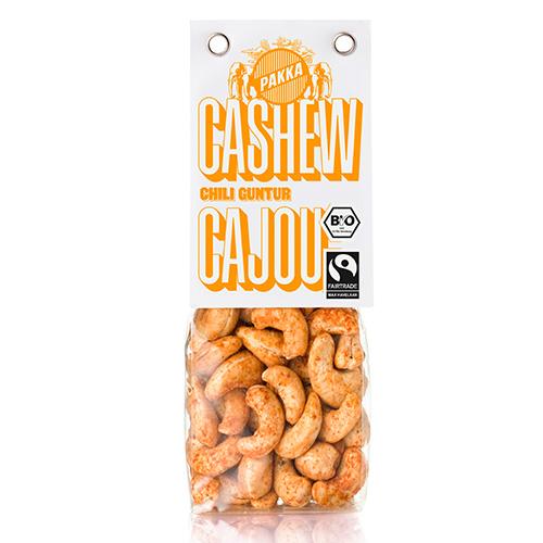 Cashew geröstet, Chili Guntur