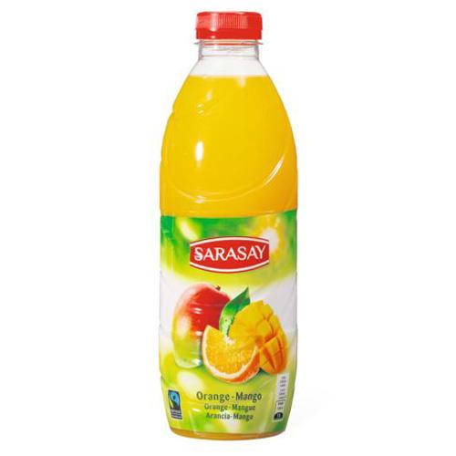 Orange Mango (6X100cl) - abgelöst