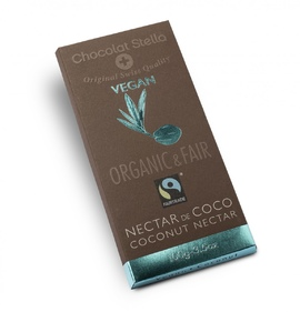 Tafelschokolade Coconut Nectar