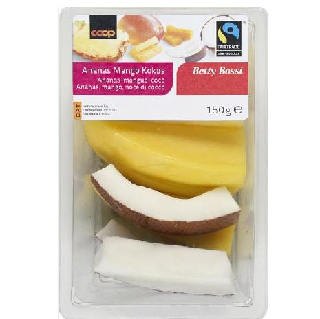 Ananas-Mango-Kokos