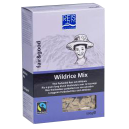 Wildreis mix, bio (PS)