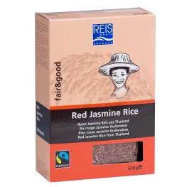 Roter Jasmin Vollkornreis bio