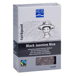 Schwarzer Jasmin Vollkornreis