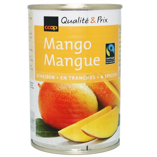 Mango, Scheiben