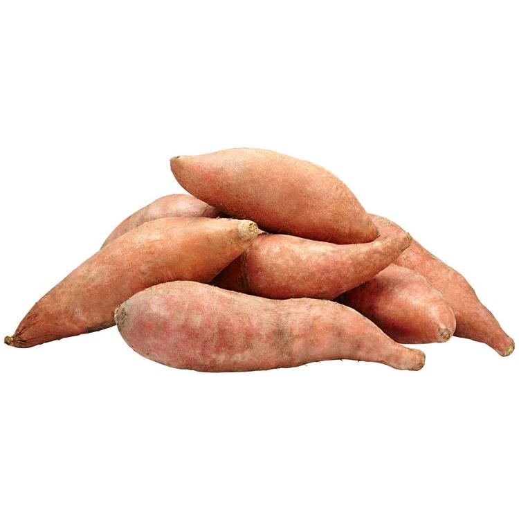 Süsskartoffeln, Offenverkauf