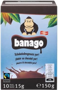 Banago Schokoladegetränk (10x15g)