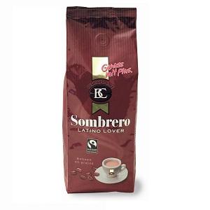 Sombrero Latino Lover Kaffeebohen
