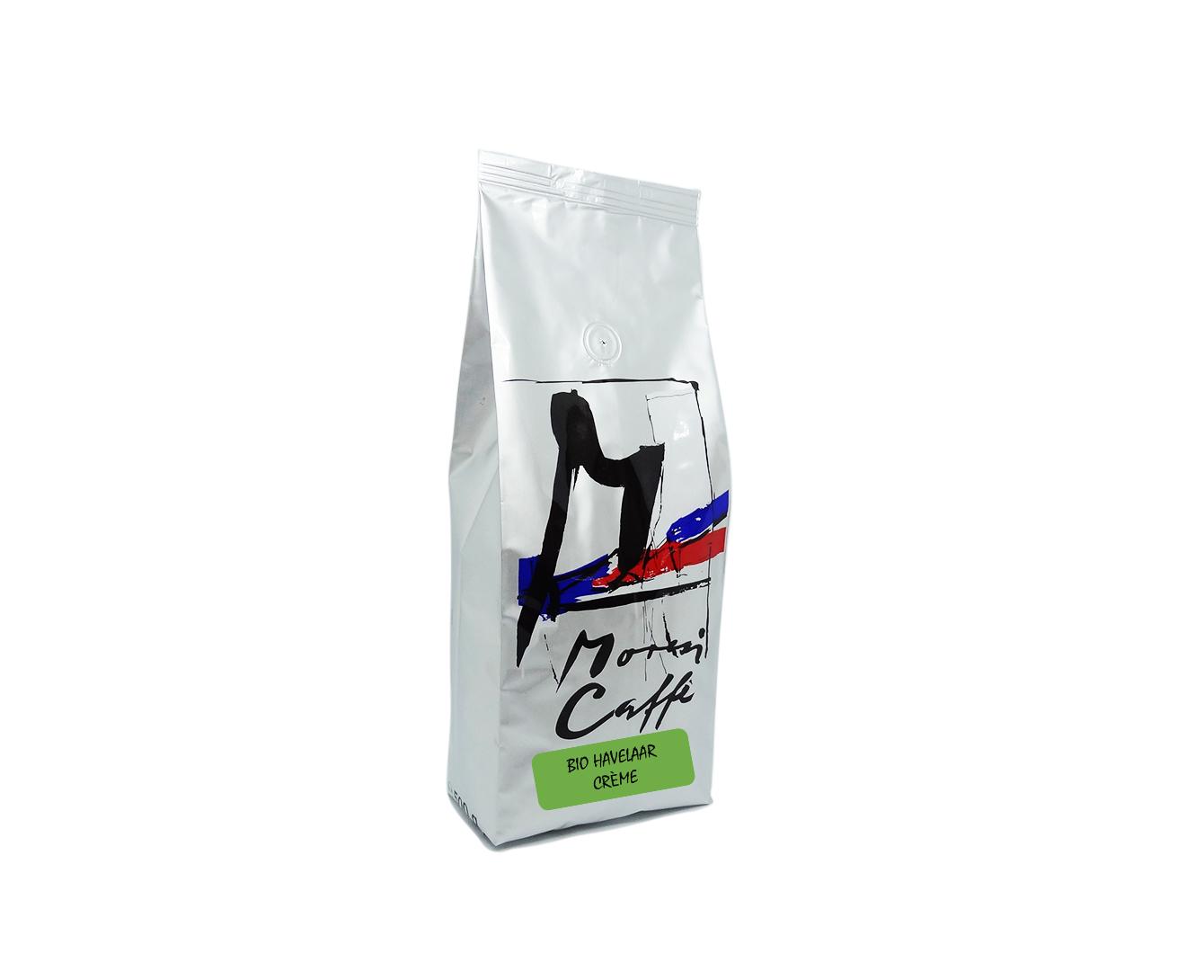 Café Crème, in Bohnen oder gemahlen