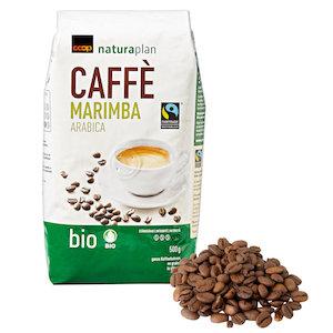Caffè Marimba Arabica, ganze Bohnen