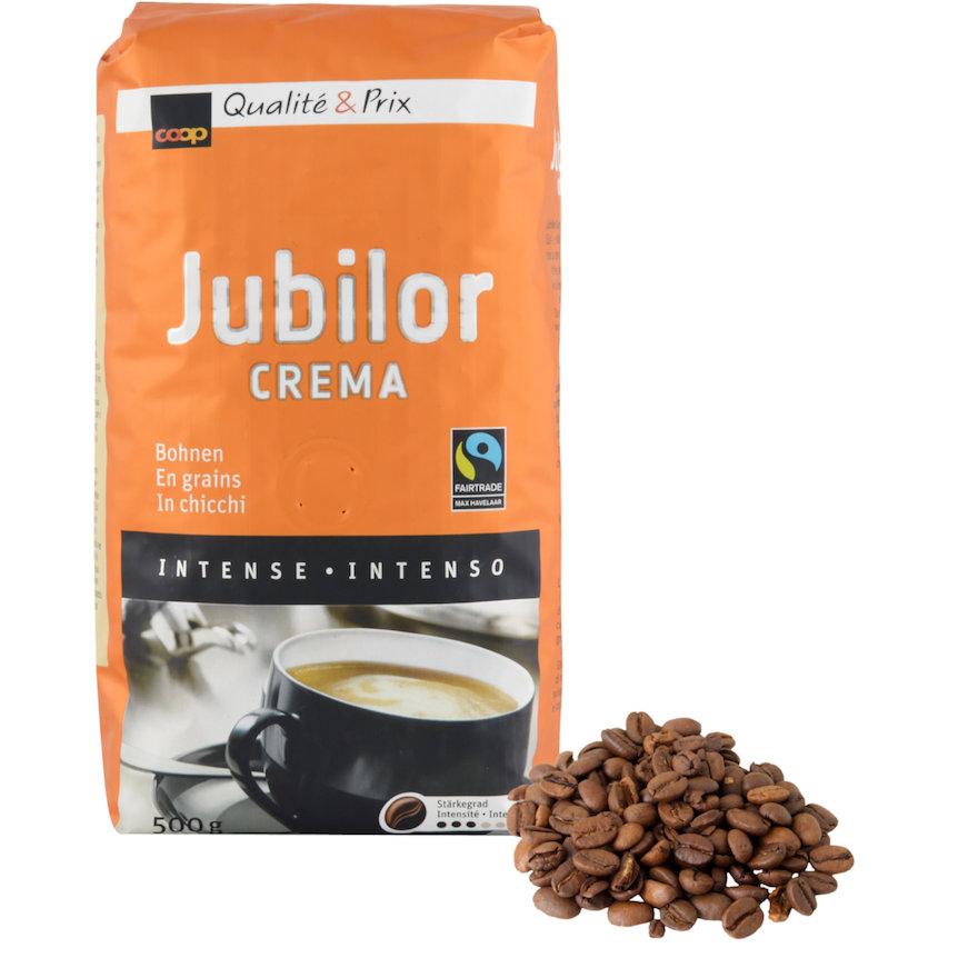 Jubilor Crema, Bohnen