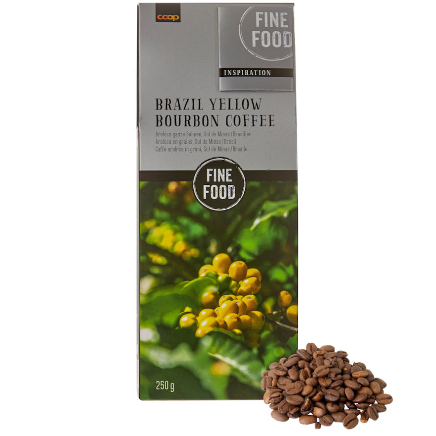 Brazil Yellow Bourbon Coffee