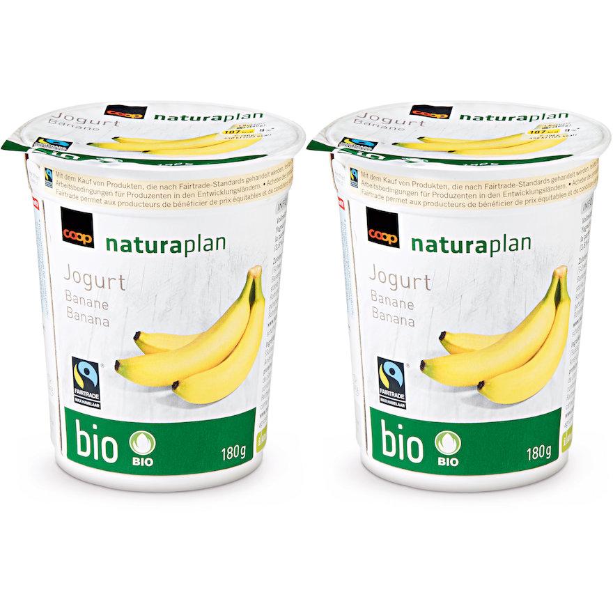 Jogurt Banane (2x180g)