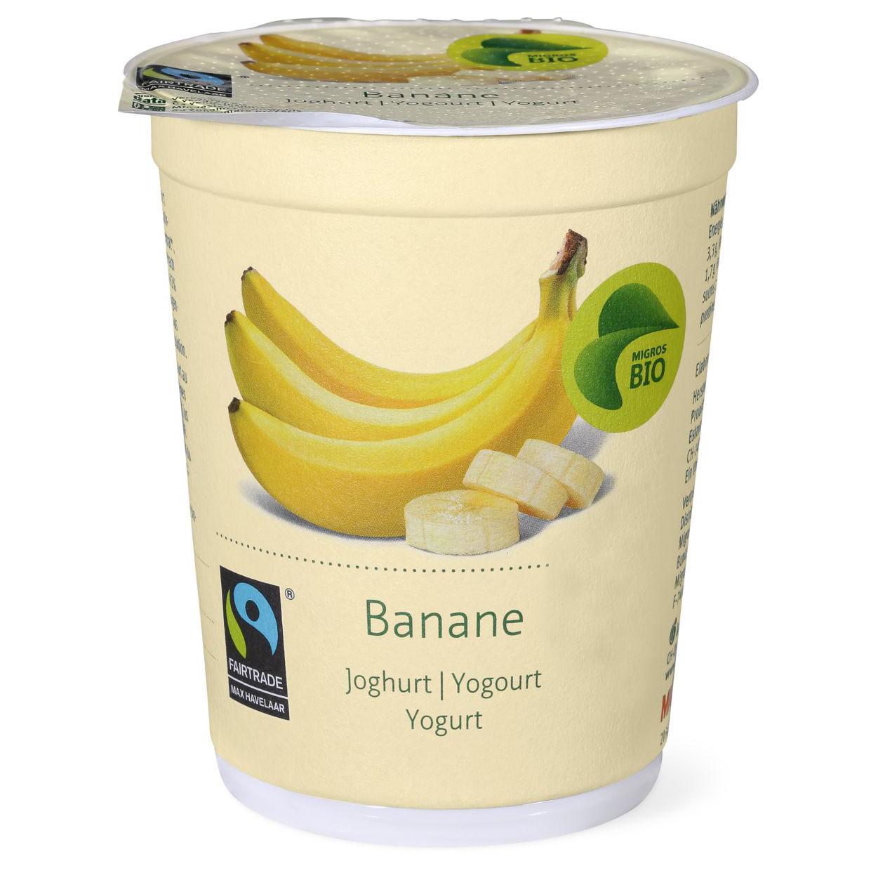 Joghurt Banane