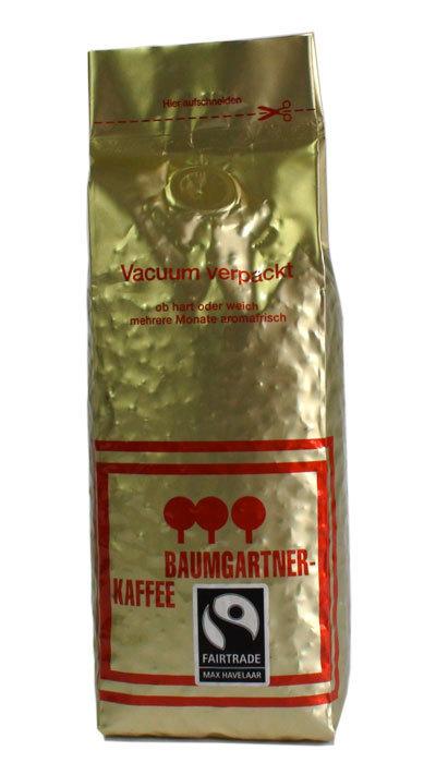 Max Havelaar Kaffee, Bohnen