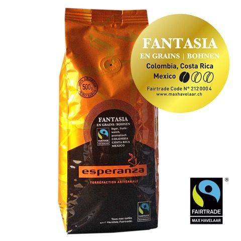 Fantasia, Bohnen