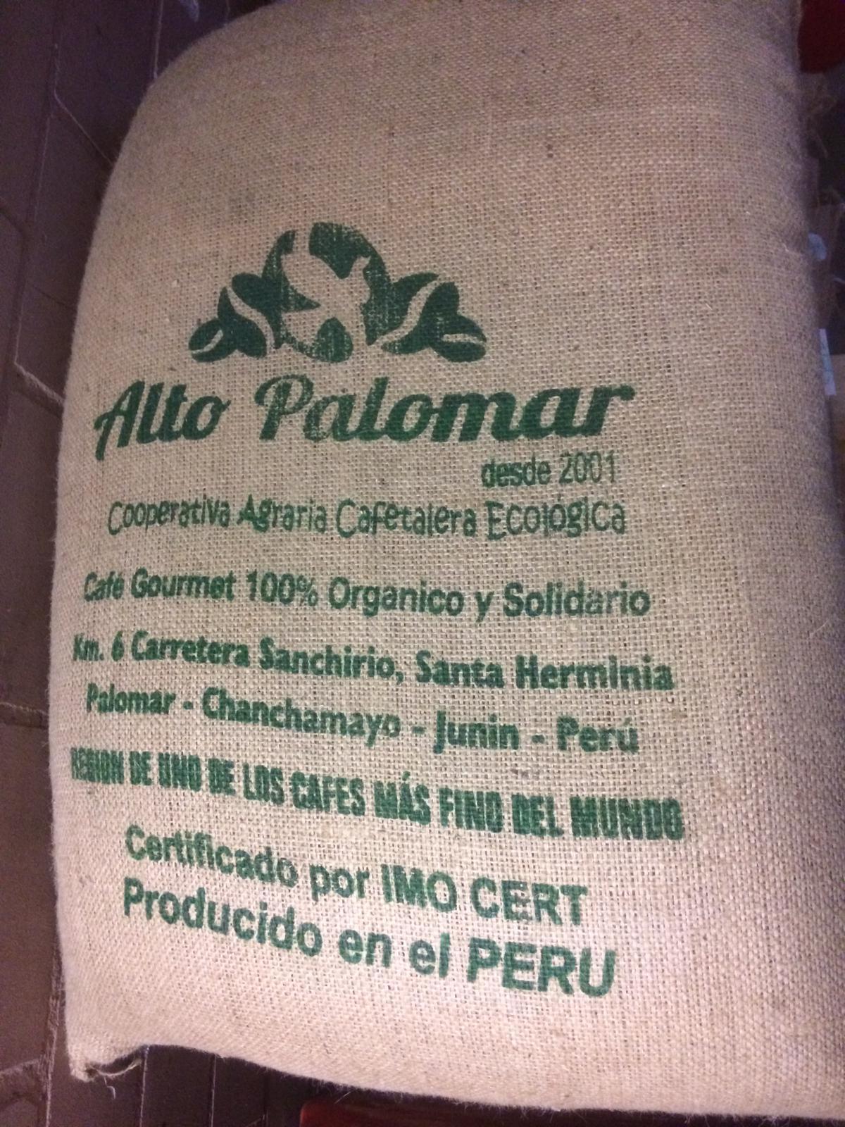 Peru Arabica, Bohnen
