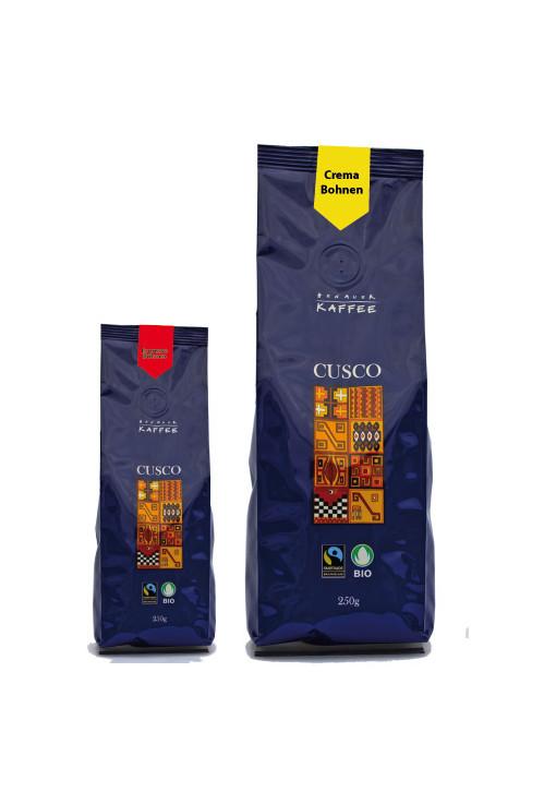 Cusco Espresso, Bohnen