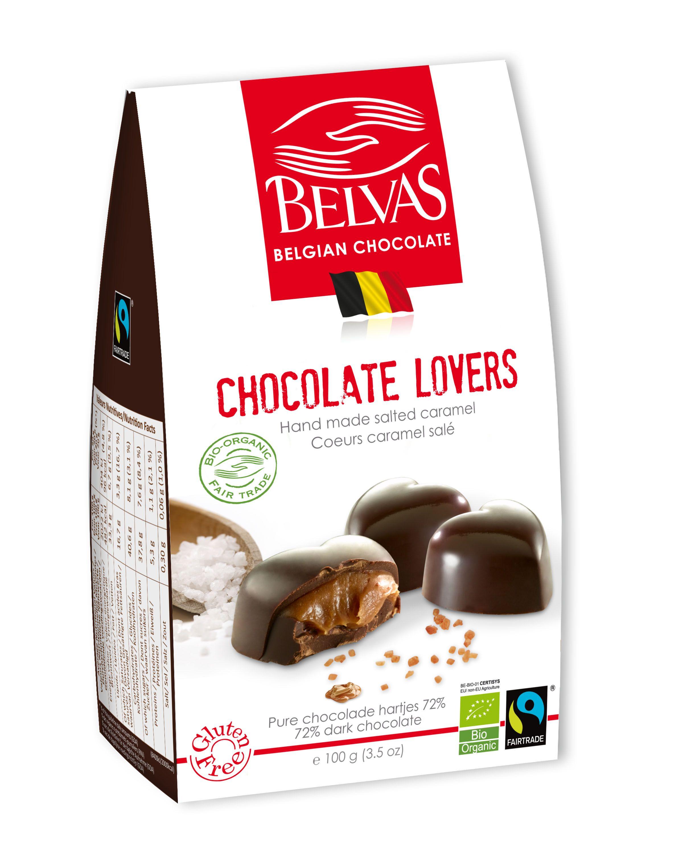 Belvas - Chocolate Lovers - 100 gr