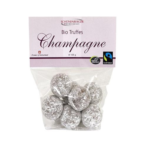 Truffes Champagne (9 Stück)
