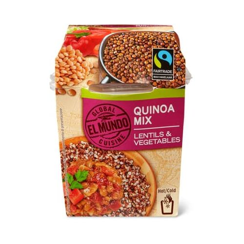 Quinoa-Mix, Lentils & Vegetables