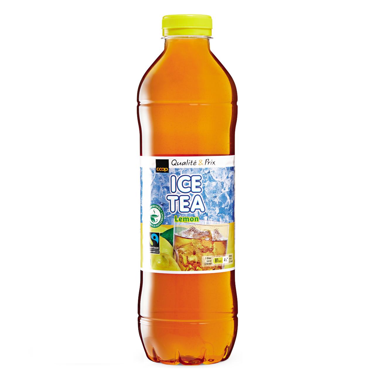 Ice Tea Lemon 4x1l