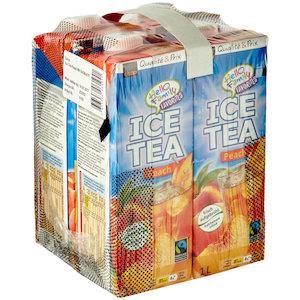 Ice Tea Peach (4x1L)