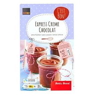 Express Crème Chocolat