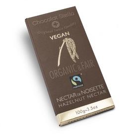 Tafelschokolade Vegan, Hazelnut Nectar
