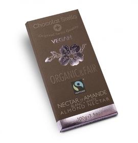 Tafelschokolade Vegan, Almond Nectar