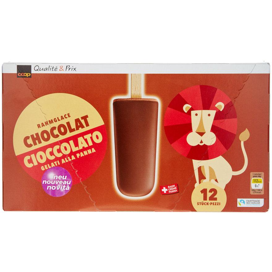 Rahmglace Chocolat
