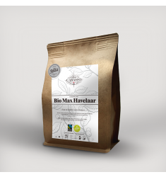 Kaffee Blend 'Max Havelaar' gemahlen