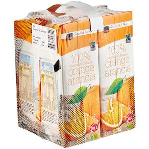 Orangensaft (4x1l)