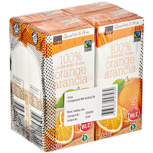 Orangensaft (4x33cl)