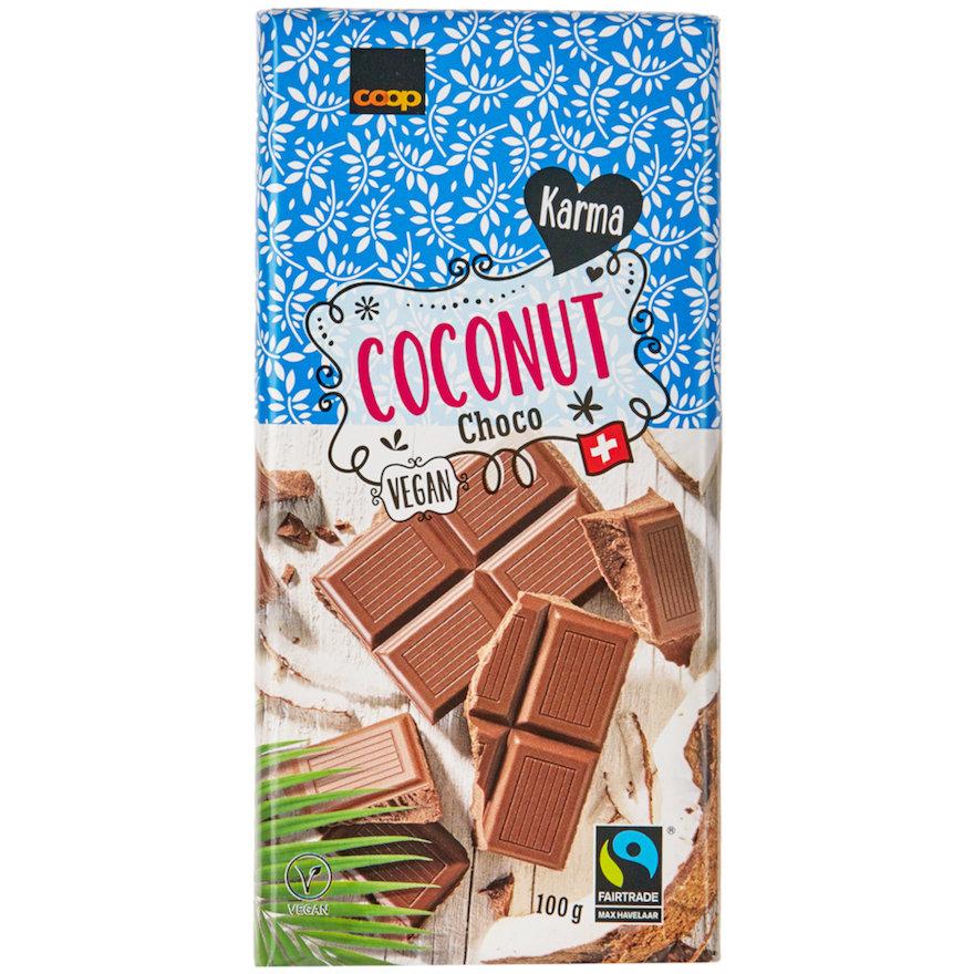Tafelschokolade Coconut Choco