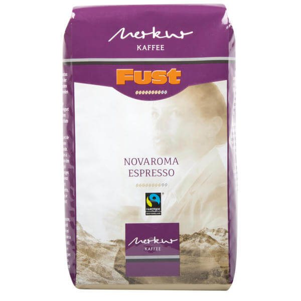 Novaroma Espresso, Bohnen