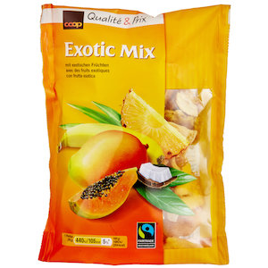 Exotic Mix Trockenfrüchte