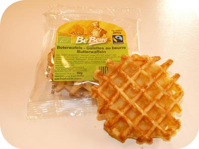 Freja Food - Be Bene - Boterwafels - 50 gr