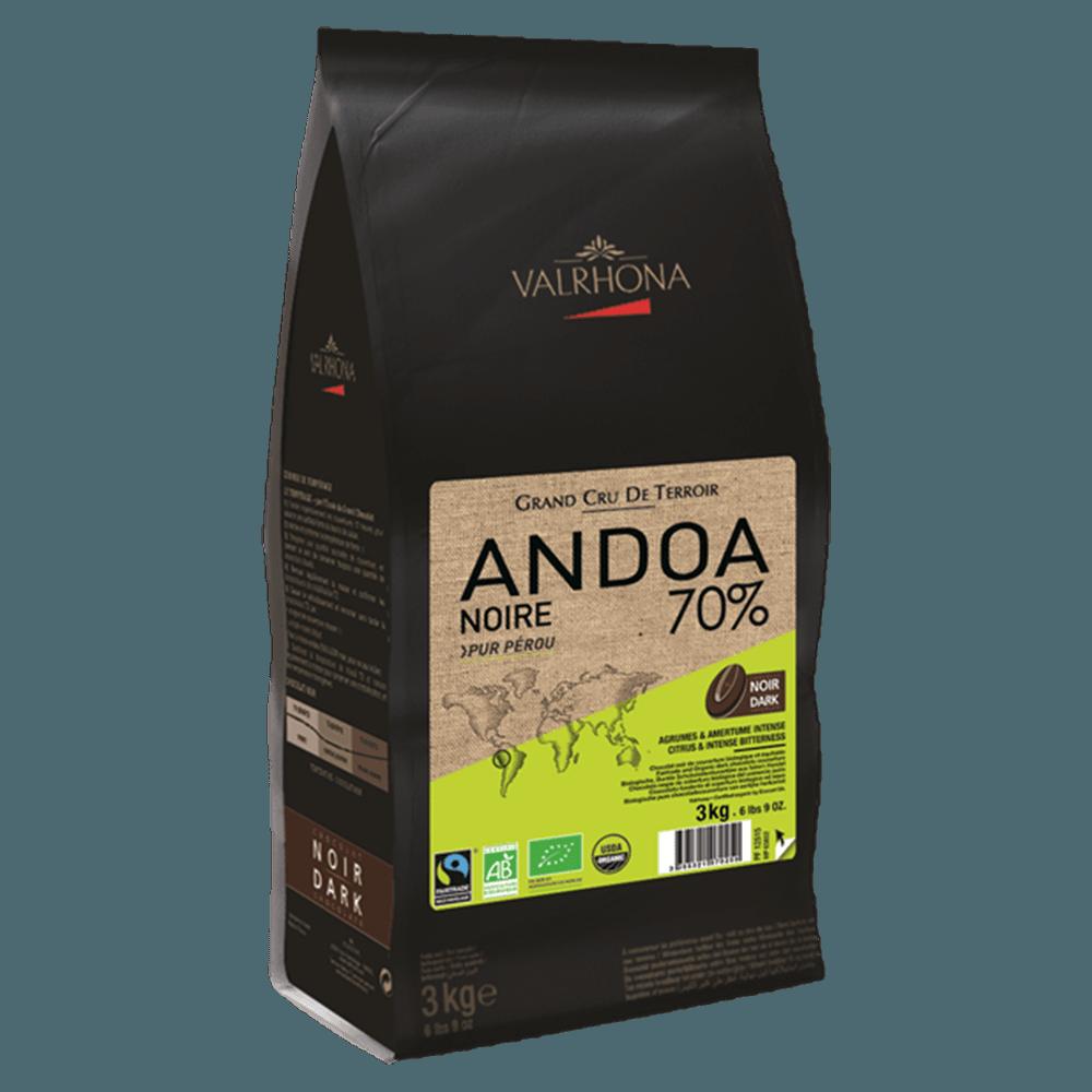 Andoa Noire 70pct 3kg