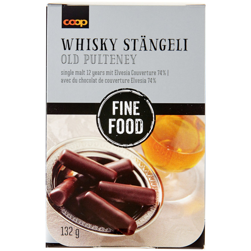 Whisky Stängeli Old Pulteney