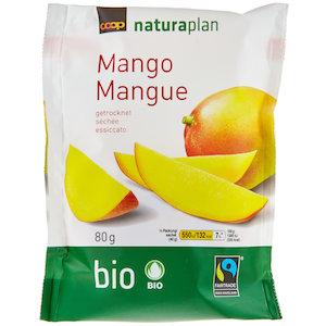 Mango, getrocknet