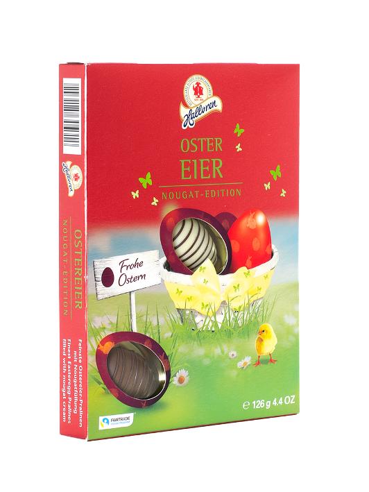 Oster-Halbeier Nougat Edition
