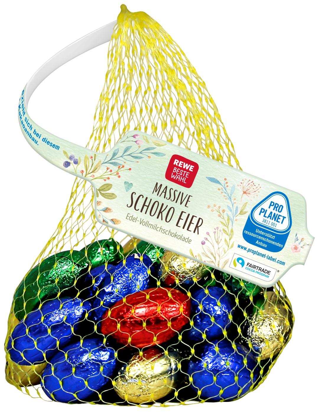 RBW Massive Eier im Netz 200g