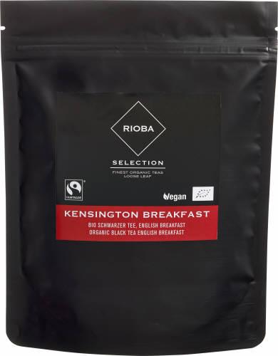 Kensington Breakfast, Doyback
