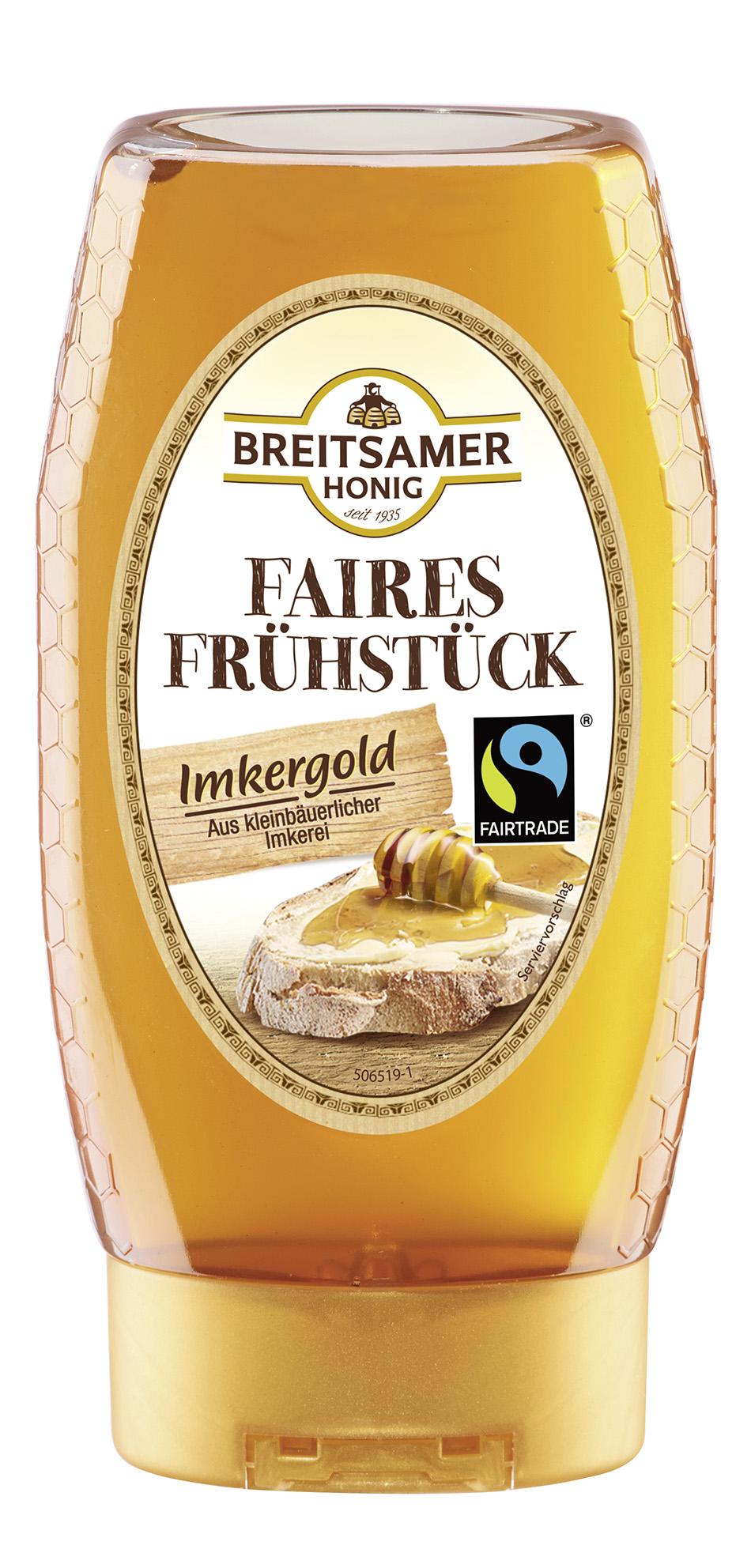 Faires Frühstück Imkergold