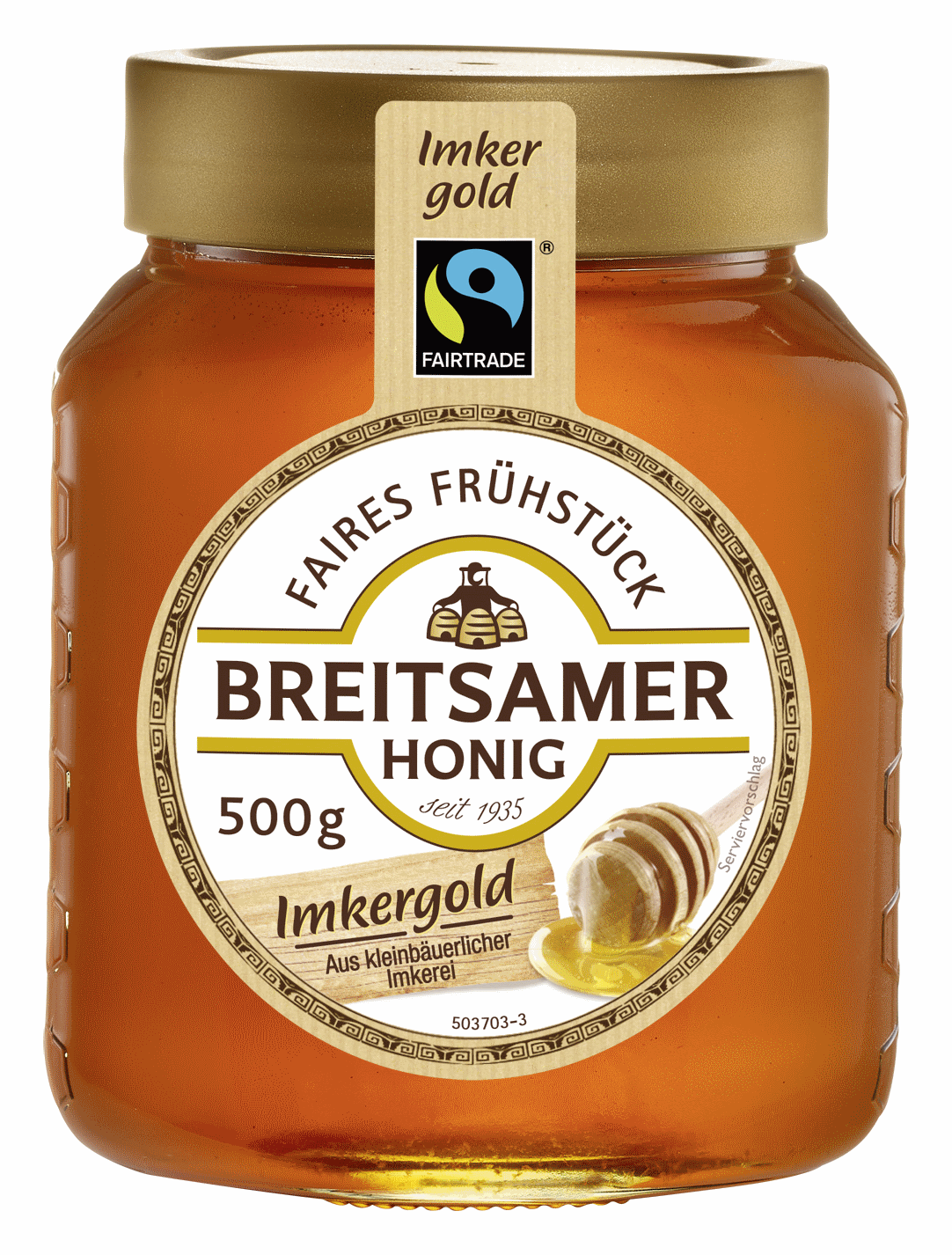 Imkergold Honig, flüssig