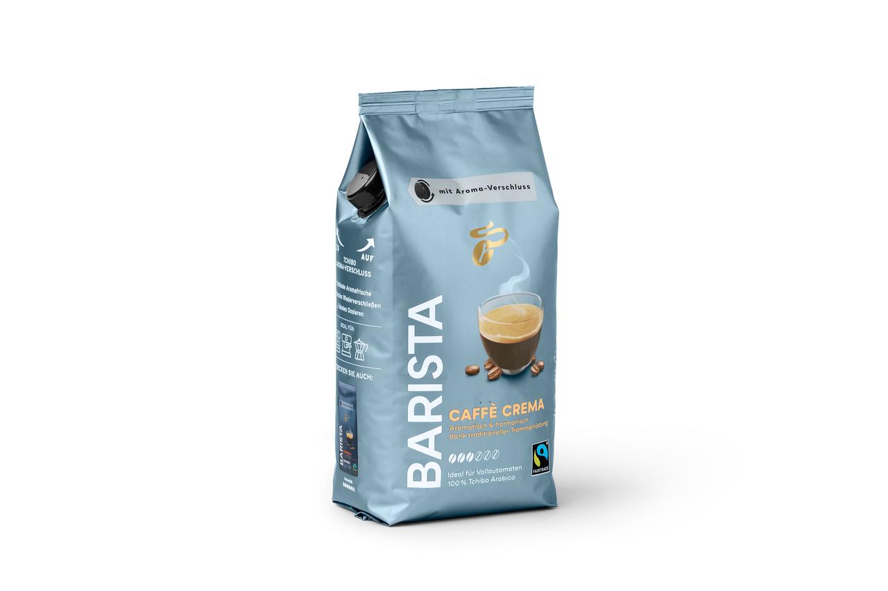 Tchibo BARISTA Caffè Crema